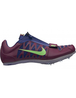 Nike Zoom Long Jump 4 - Lila