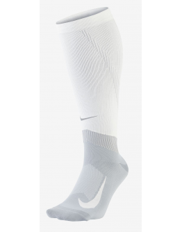 Nike Elite Compression Strumpor - Vit Grå ... f56ed945be974