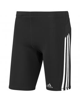 adidas Response Short Tights M - Svart/Vit