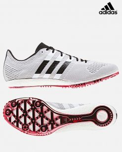 adidas Adizero Avanti - White/Black/Red