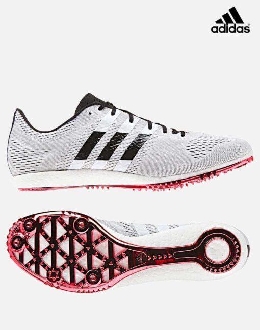 adidas Adizero Avanti - White/Black/Red