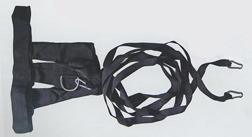 Belt to resistance
