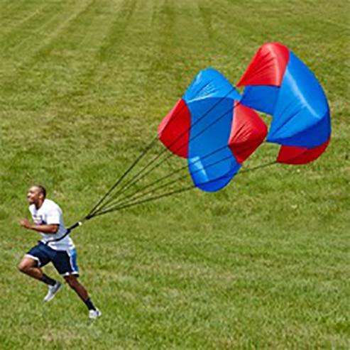 Double parachute