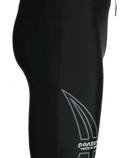 Open short tights