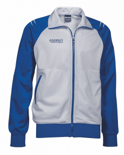 Open training jacket Basic