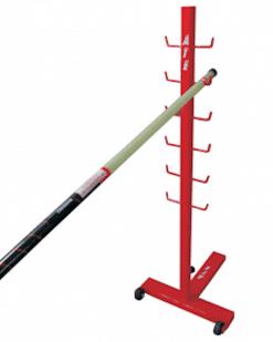 Pole Vault position