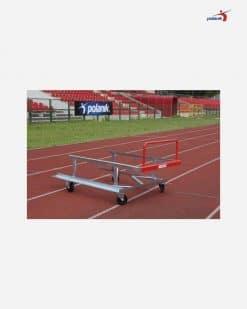 Polanik häckvagn träning