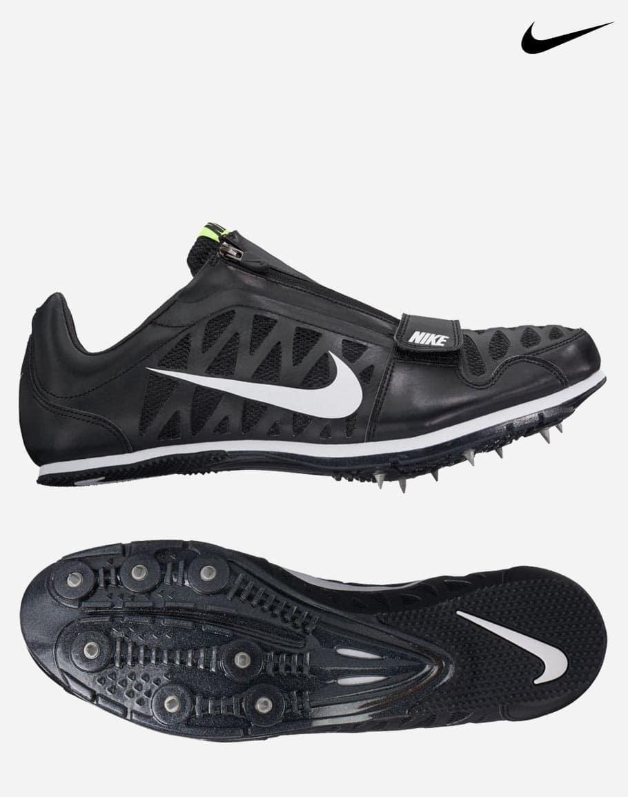 huge discount bf084 42b5b Nike Zoom Long Jump 4 – Black