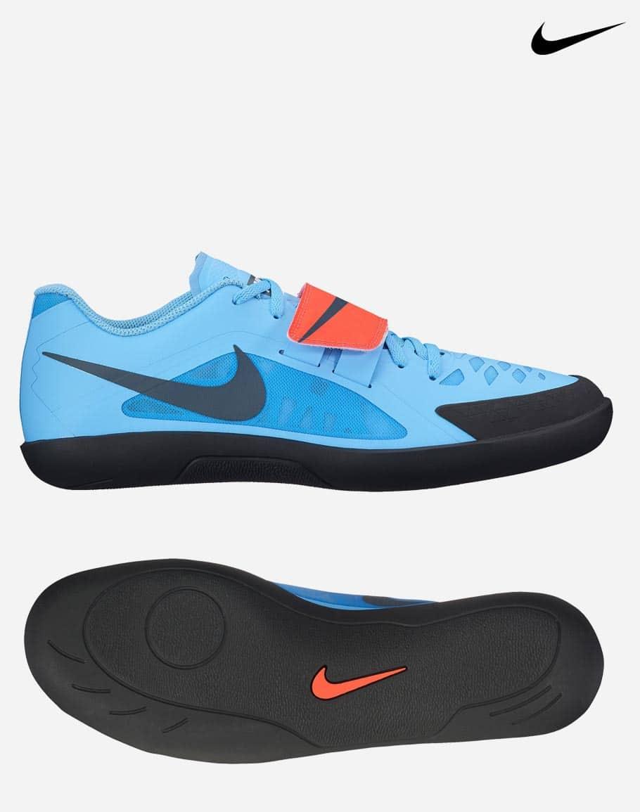 buy online 32919 e9916 Nike Zoom Rival SD 2 för glidteknik eller rotationskast