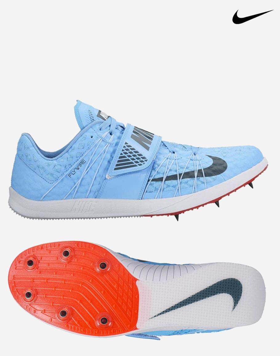 Nike Zoom Triple Jump Elite is a stable