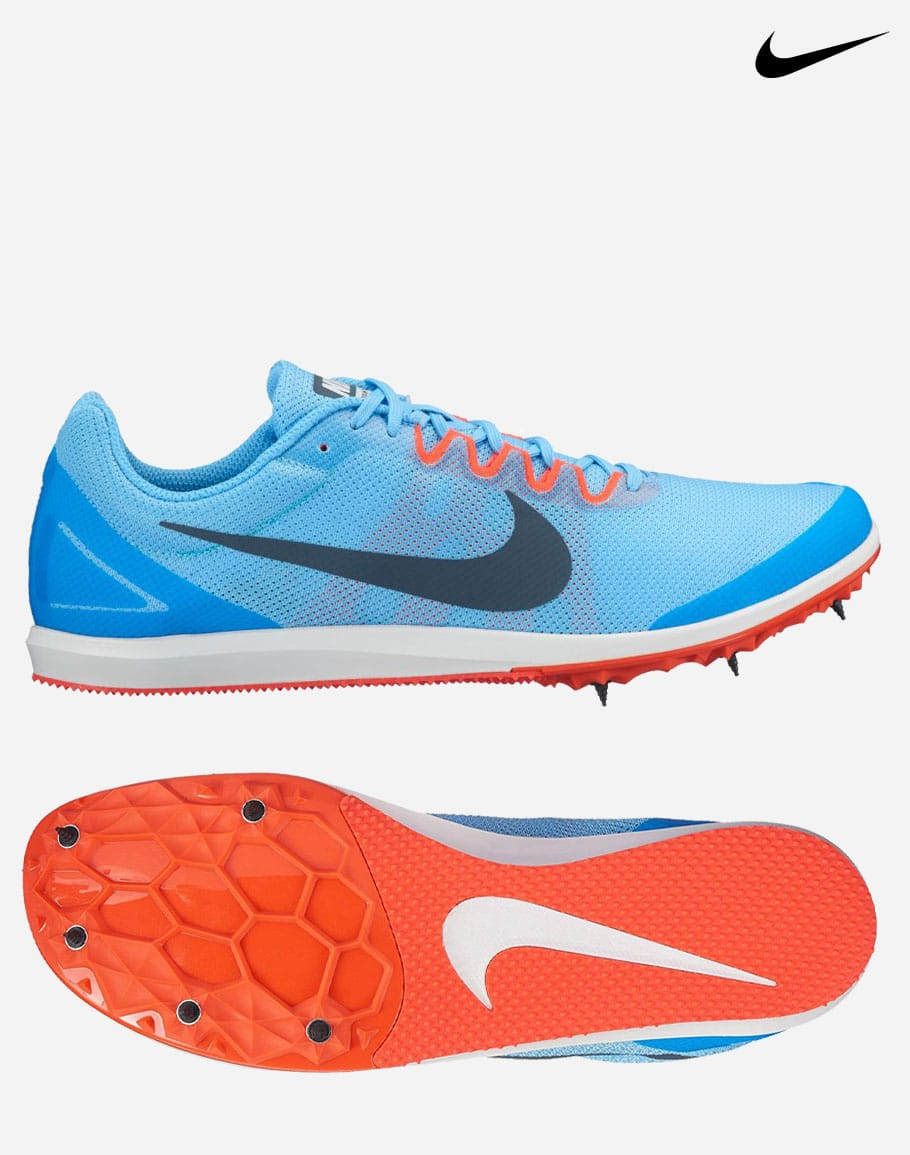 100% authentic 06636 1f46e Nike Rival D10 is a popular all-round spikes with stable sole