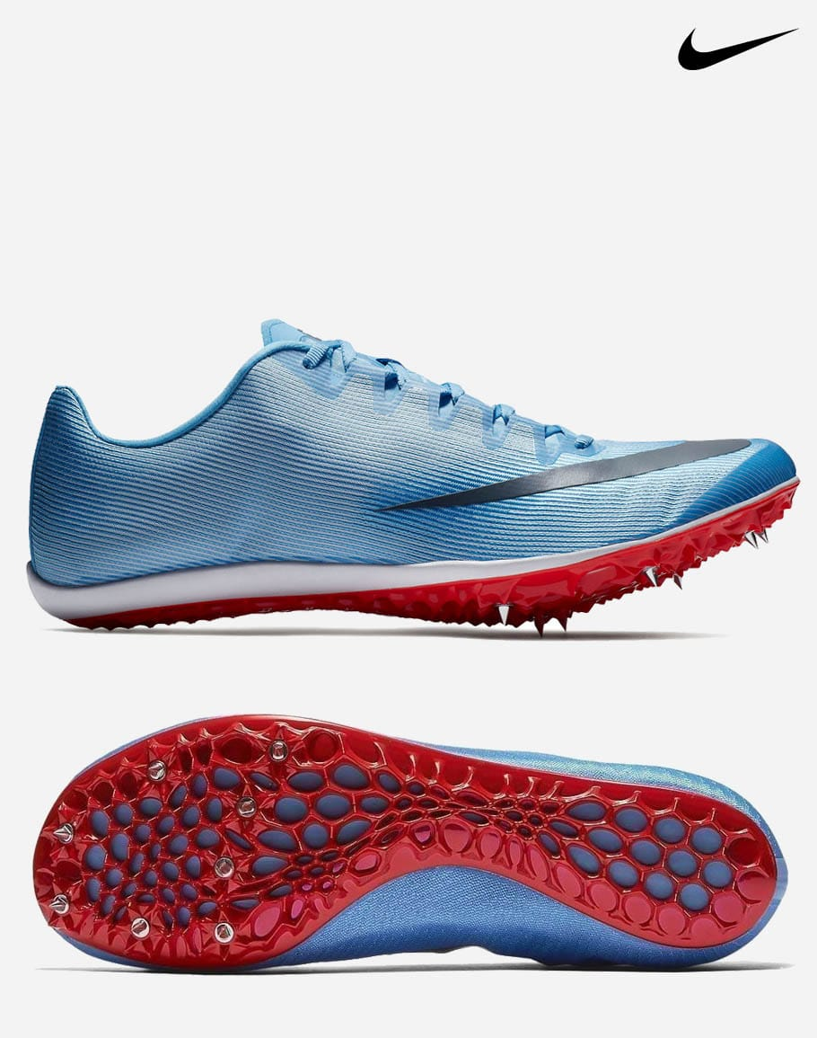 Nike Zoom Superfly Elite Ljusblå