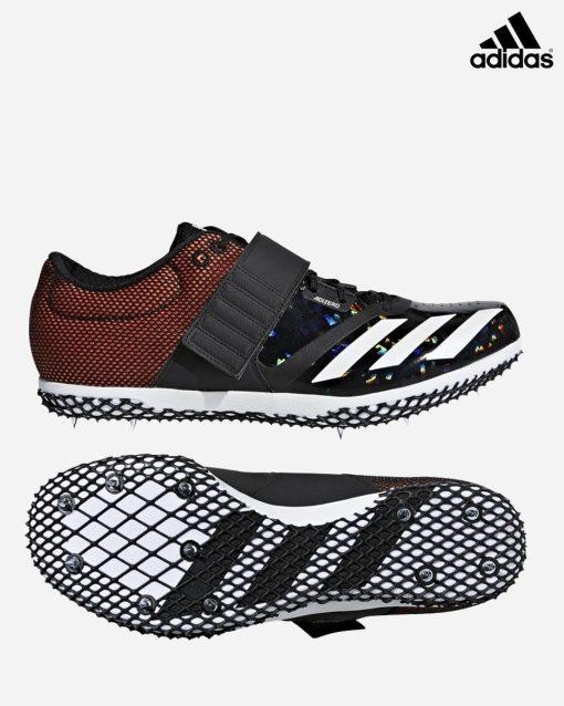 new style b9df9 3215c adidas Adizero HJ - Black