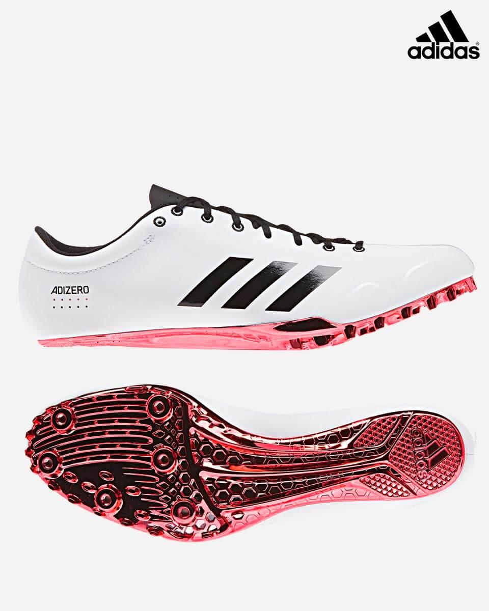 separation shoes 26175 60e43 Adidas Adizero Prime SP – White Black Red