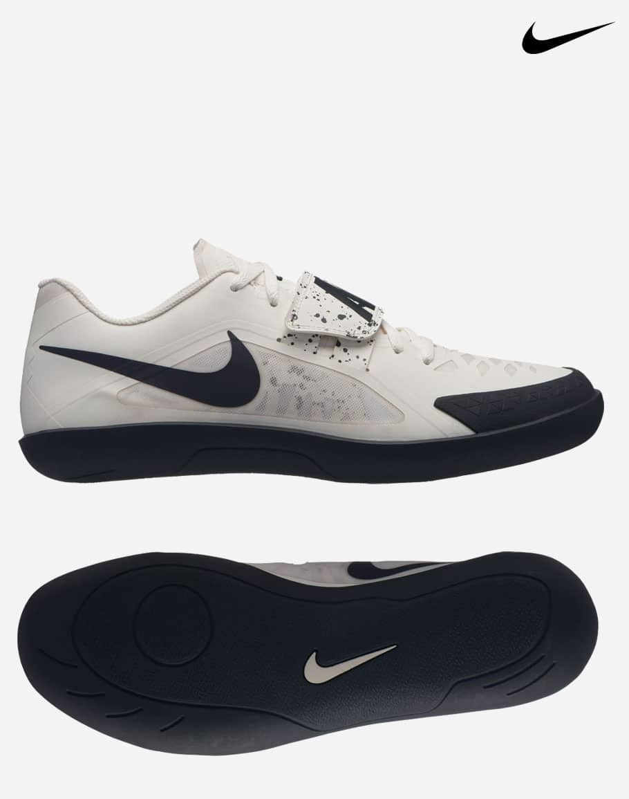 52b4e5501b7b6 Throwing shoe Nike Zoom Rival SD 2 has an adjustable strap over the foot