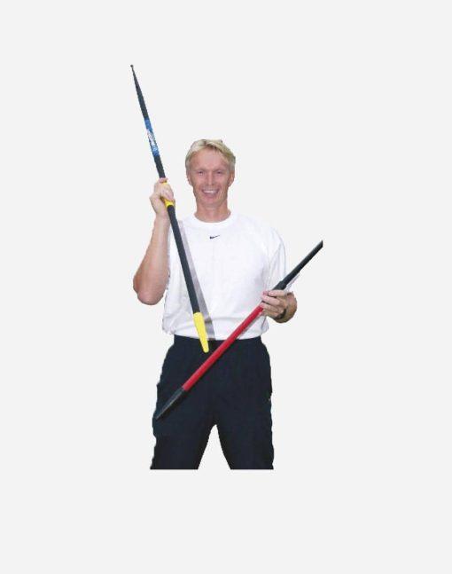 Soft and safe javelin
