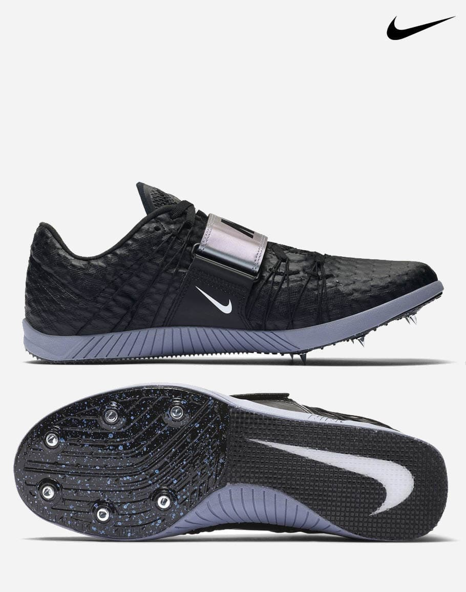 Nike Zoom Triple Jump Elite is stable with good shock absorption.