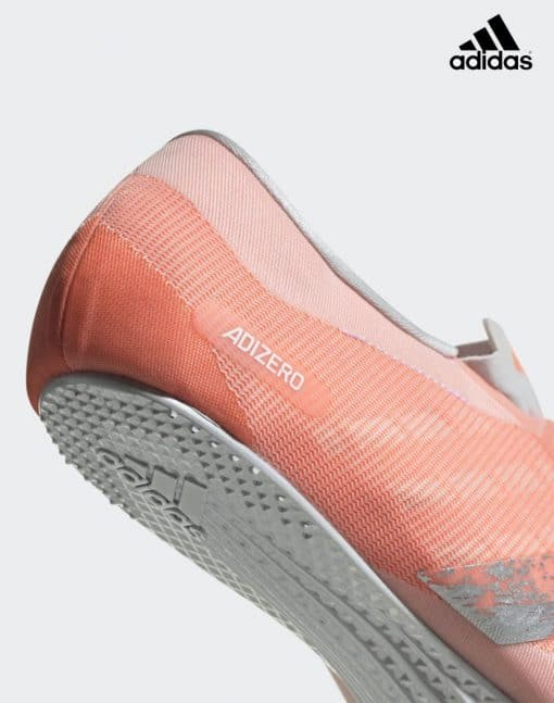 adidas Adizero Prime SP - Ljusröd 5
