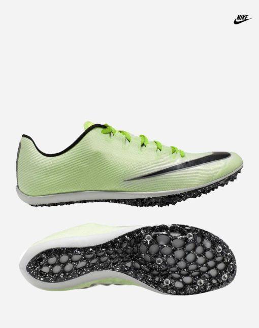 Nike Zoom 400 Track - Grön 2