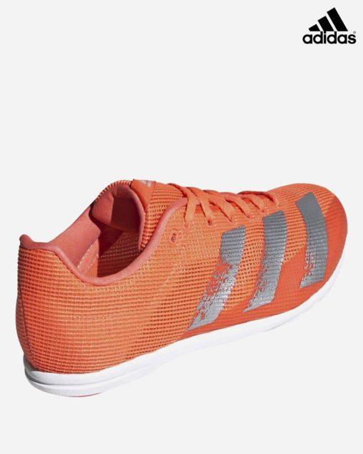 Adidas Allroundstar J - Röd 5