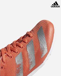 Adidas Allroundstar J - Röd 9