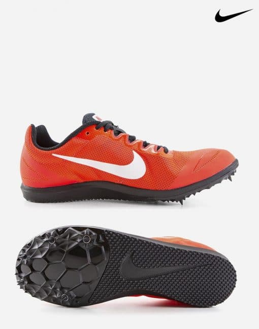 Nike Rival D10 Red