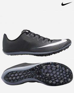 Nike zoom 400 svart huvudbild