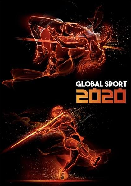 Framsida 2020 års katalog