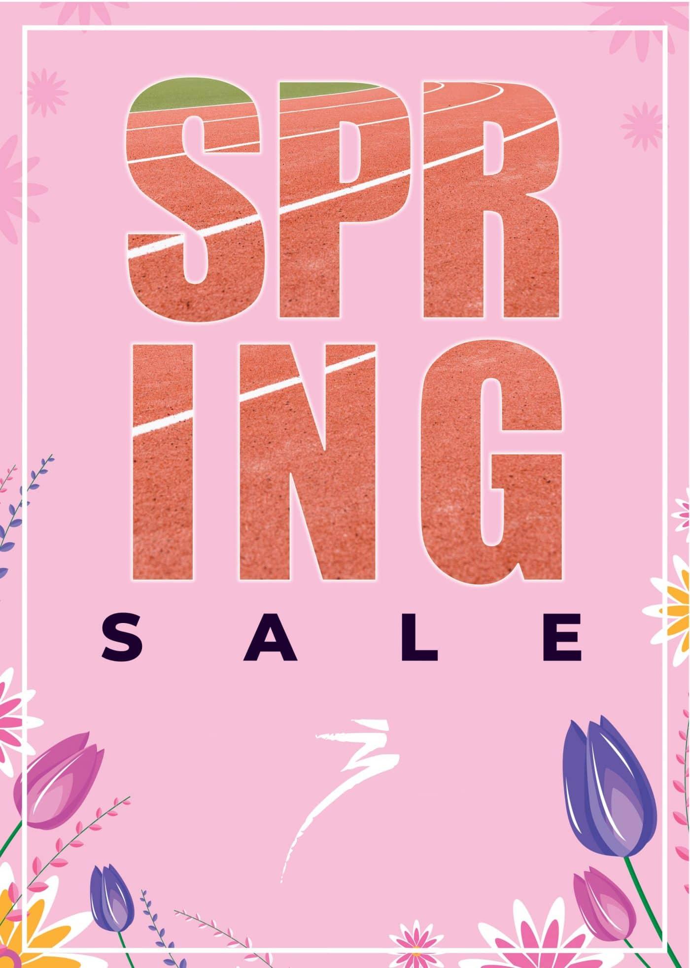 Spring Sale 3