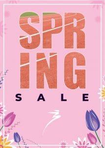 Spring Sale 92