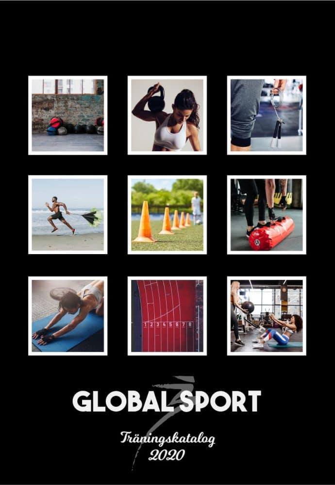 Beställ vår nya katalog med träningsredskap. 7