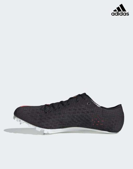 Adidas adizero Finesse Svart/Korall 4