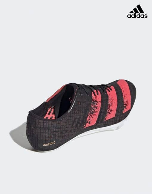 Adidas adizero Finesse Svart/Korall 3