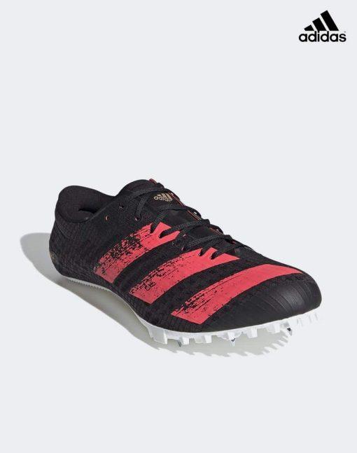 Adidas adizero Finesse Svart/Korall 2