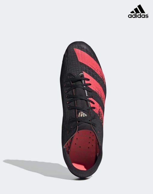 Adidas adizero Finesse Svart/Korall 8
