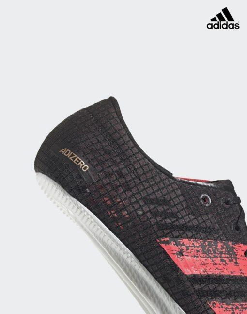 Adidas adizero Finesse Svart/Korall 7