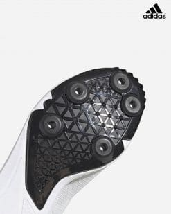 Adidas allroundstar Jr Vit/Blå 8