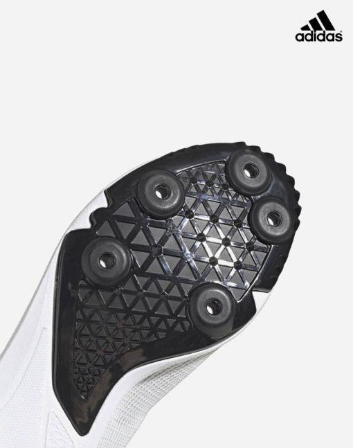 Adidas allroundstar Jr - Vit/Blå 4