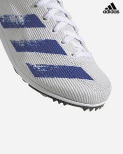 Adidas allroundstar Jr - Vit/Blå 7