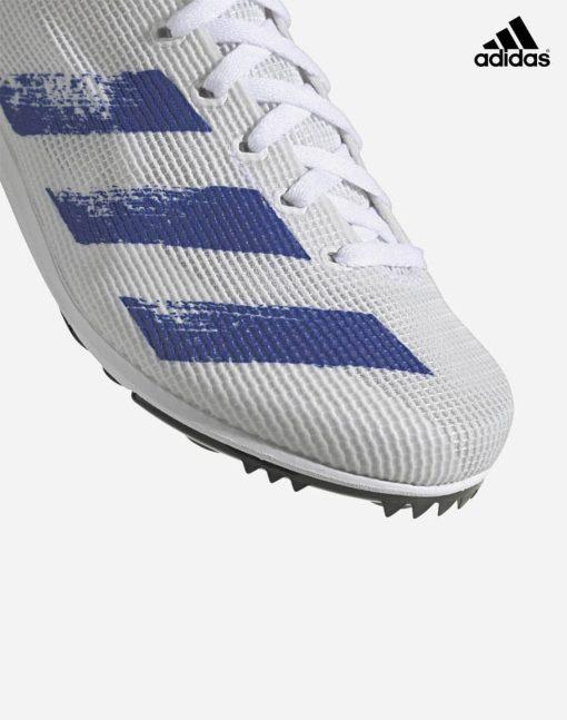 Adidas allroundstar Jr - Vit/Blå 3