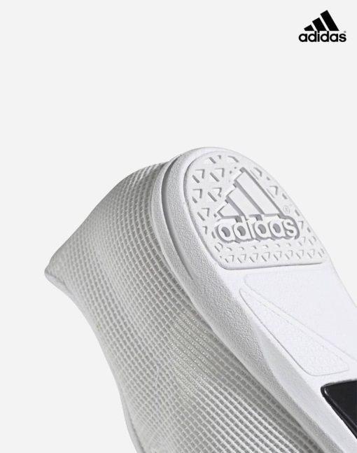 Adidas allroundstar Jr - Vit/Blå 2