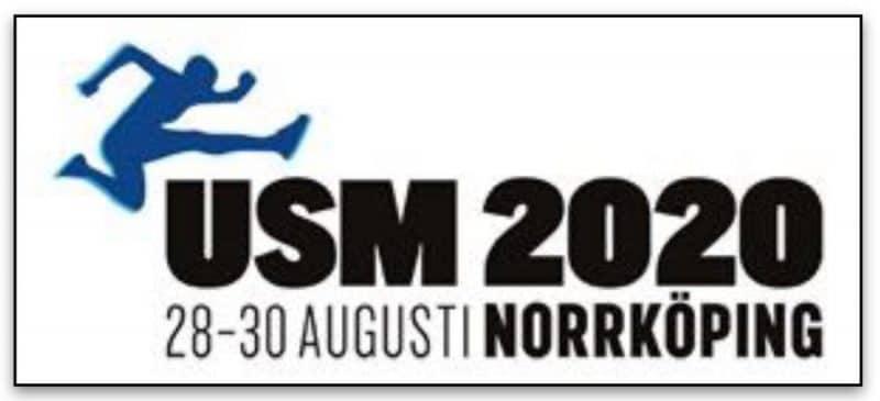 Viktig information om spik-/specialsko försäljning vid USM i Norrköping 1