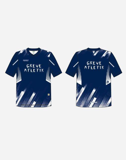 Greve Atletik T-shirt - Kvinnor 3