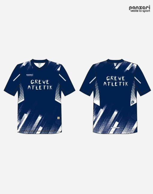 Greve Atletik T-shirt - Män 3