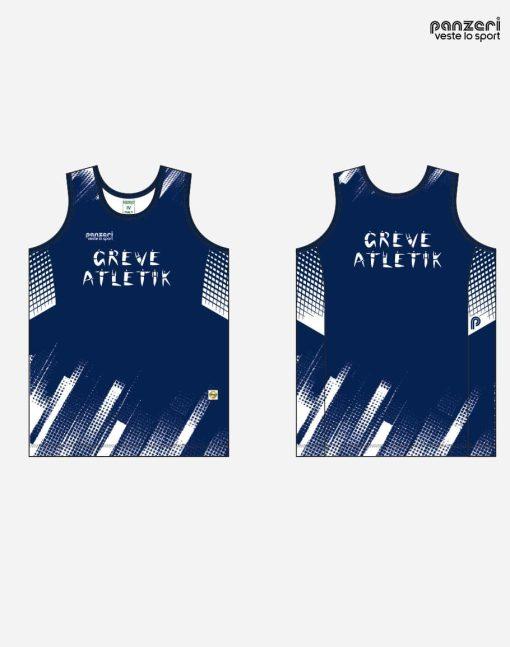 Greve Atletik Single linne - Kvinnor 3