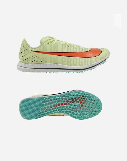 Nike Zoom Triple Jump Elite 2 - Gul - 2022 3