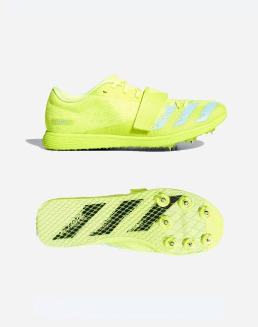 Adidas Adizero TJ/PV - Gul 3