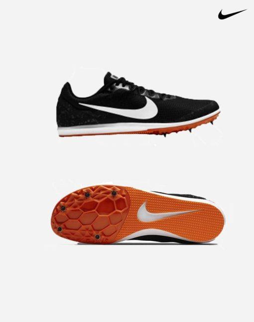 Nike Zoom Rival D10 - Svart/Orange 3