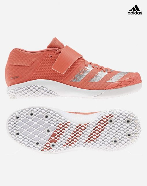 Adidas Adizero Javelin - Röd 2
