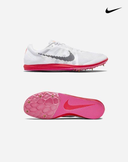 Nike Zoom Rival D10 - Vit - 2022 3